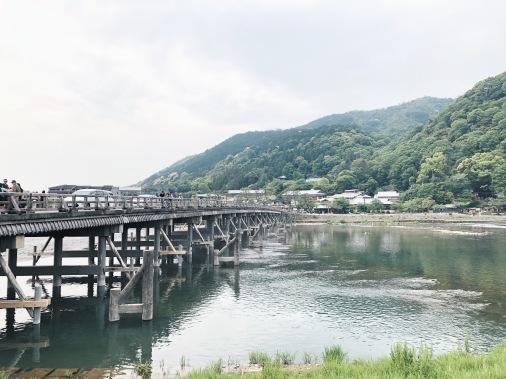Pont Togetsu-kyō