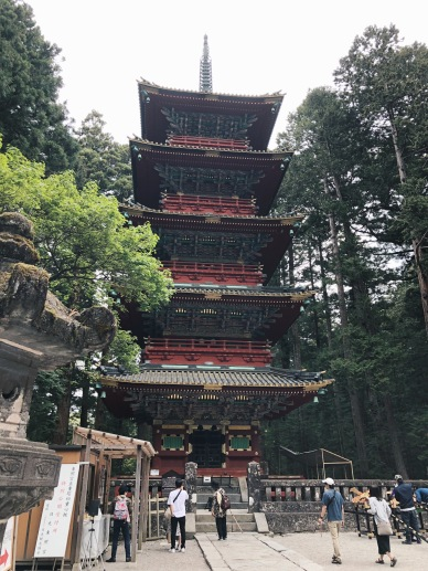 Toshogu - Pagode