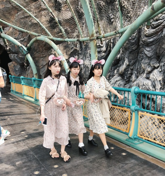 Dress Code - Disney Sea