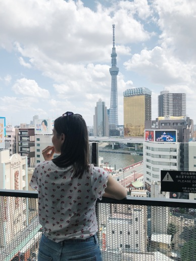 Vue de l'office de tourisme